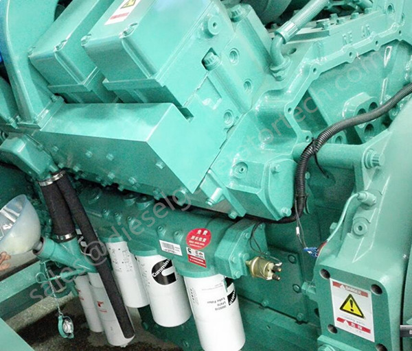Lubricating System And Cooling System Of Cummins NTA Series