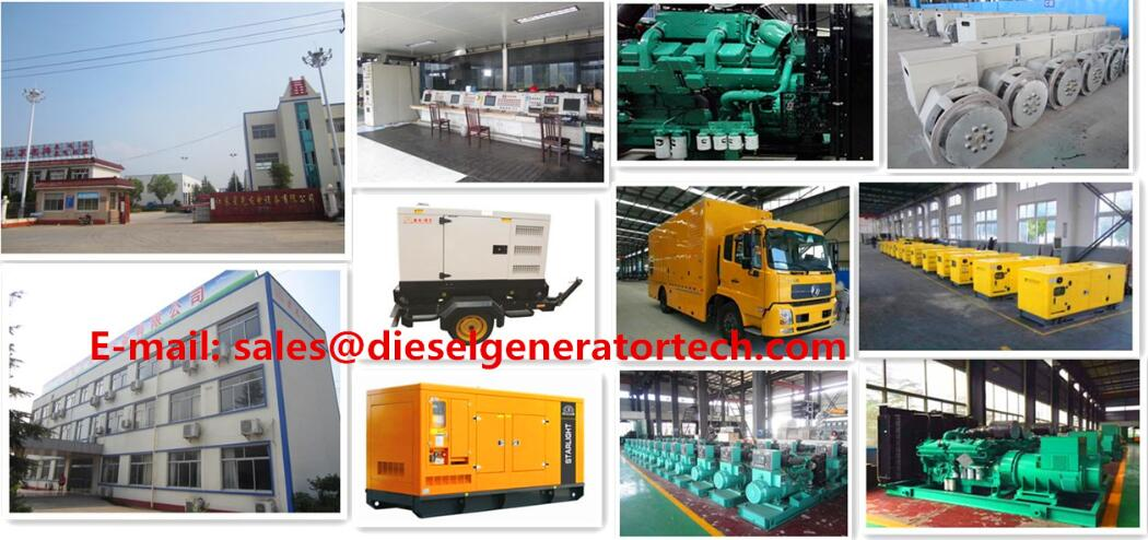 China Diesel Generator Supplier