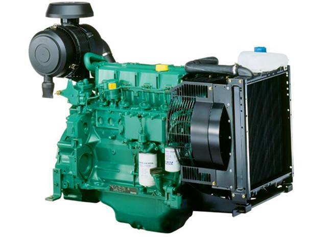 Volvo Generator Engine TAD530GE Fault Handling