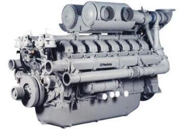 Perkins Generator 4000 Series Engine Technical Data