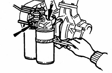 How To Change Perkins Engines Fuel Filter Elements And Air Filter