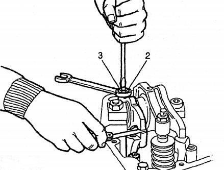Perkins Engines Bridge Pieces And Valve Clearance Settings