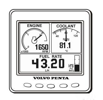 Information about Volvo Power Generation Engine TAD734GE DU & CIU