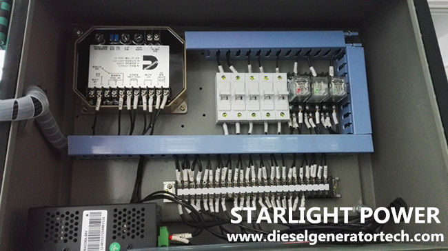 Troubleshooting of Diesel Genset Electronic Governor