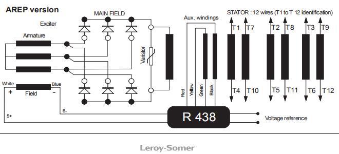 stamford generator windings wiring diagram  wiring diagram