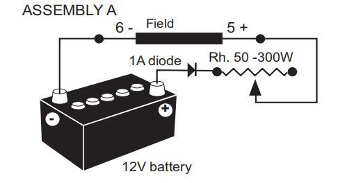 Maintenance Manual for Leroy-Somer LSA 40 Alternator 10 to 20 KVA -50 Hz