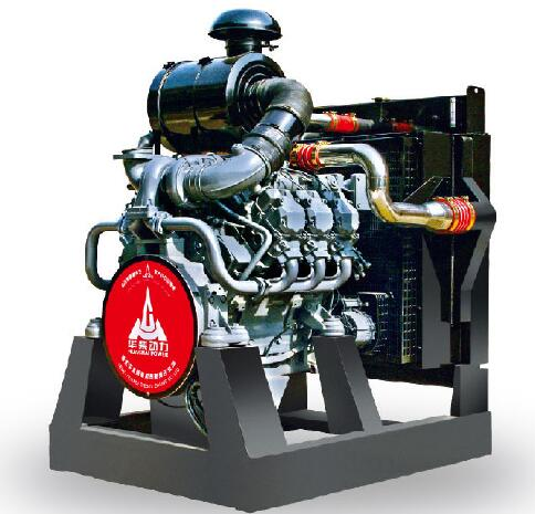 Huachai Deutz engine