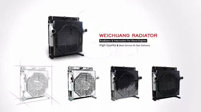 How Does Engine Cooling System Work by Generator D