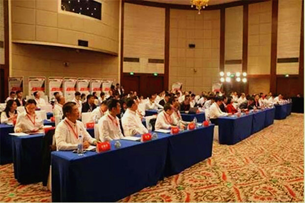 Cummins dealer conference in China