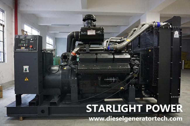 Shangchai generator sets