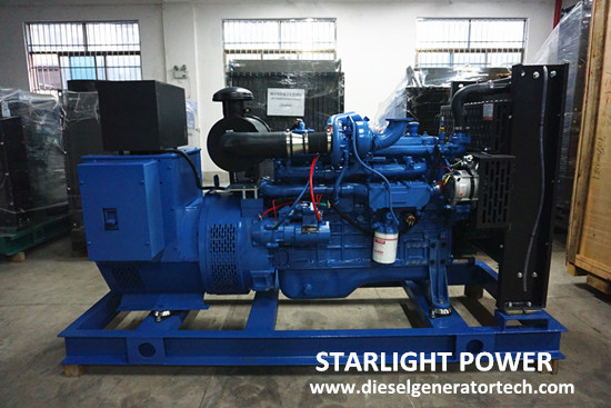 Yuchai generator set 100KW