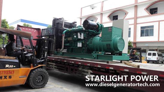 1000kw diesel generators