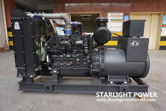 Shangchai generator set
