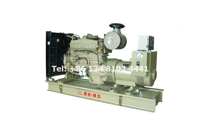 24KW 30KVA Cummins Diesel Generator Set