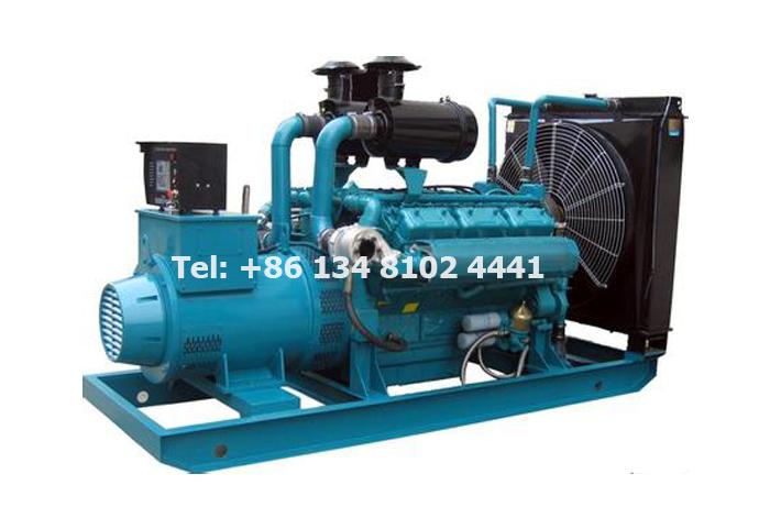 1100KW 1375KVA Cummins Diesel Generator Set