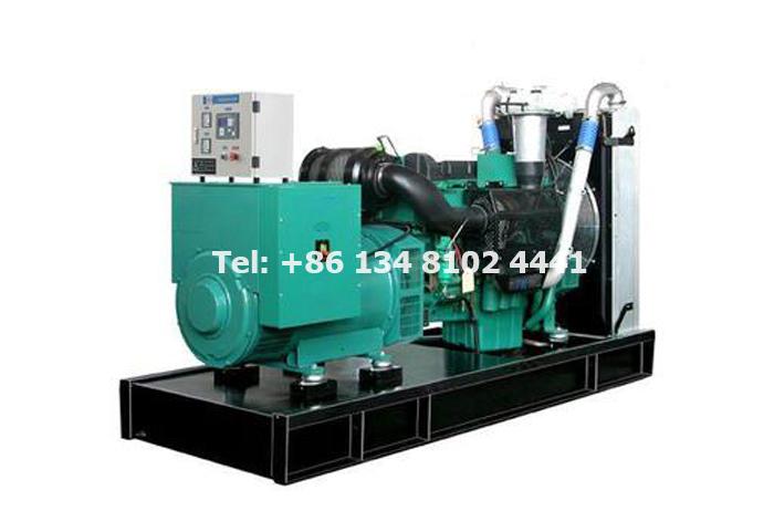 500KW 625KVA Volvo Diesel Generator Set
