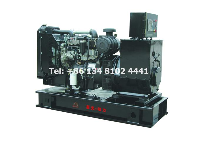 75KW 93.75KVA Perkins Diesel Generator Set