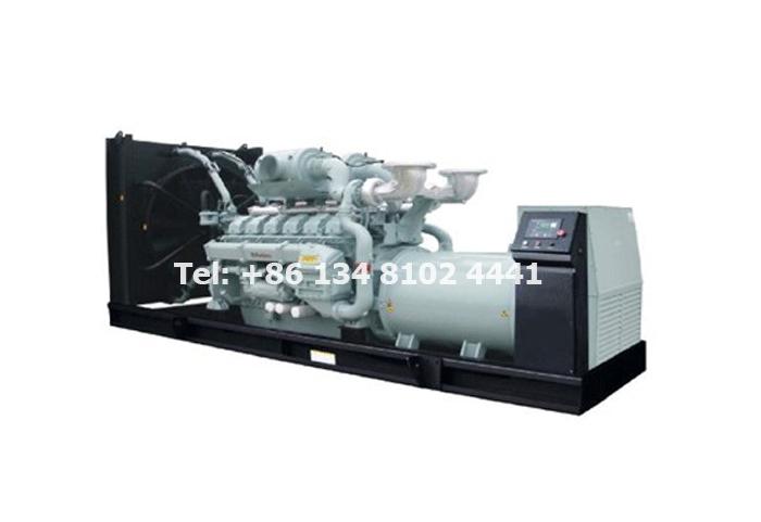 110KW 137.5KVA Perkins Diesel Generator Set