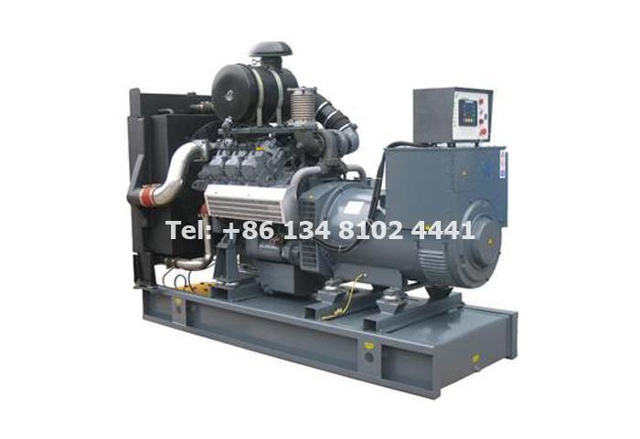 75KW 93.75KVA Deutz Diesel Generator Set