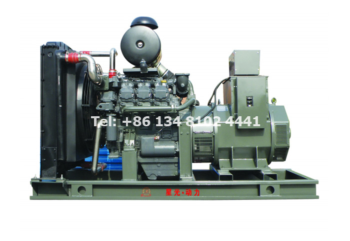 550KW 687.5KVA Deutz Diesel Generator Set