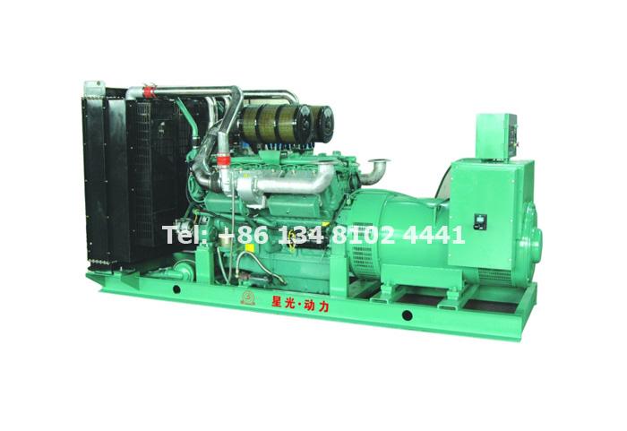 30KW 37.5KVA Ricardo Diesel Generator Set