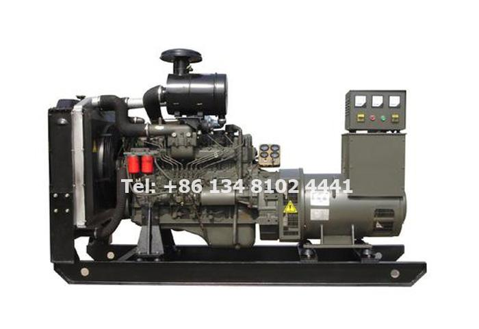 300KW 375KVA Ricardo Diesel Generator Set