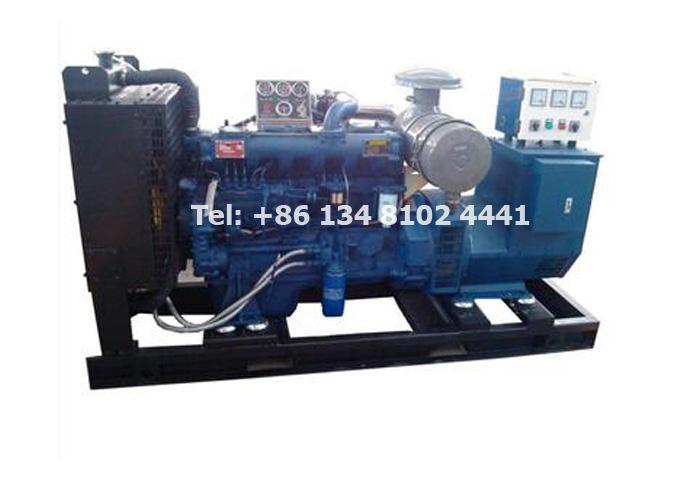 400KW 500KVA Ricardo Diesel Generator Set