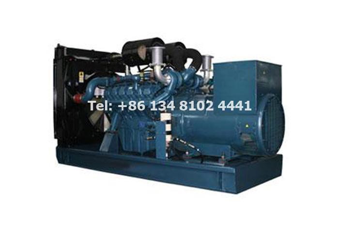 400KW 500KVA Doosan Daewoo Diesel Generator Set