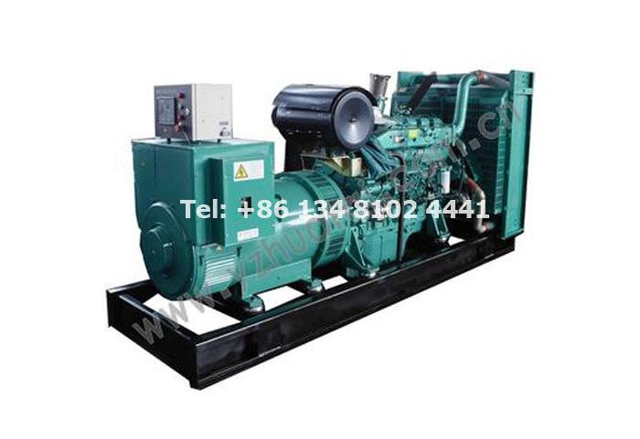 440KW 550KVA Yuchai Diesel Generator Set