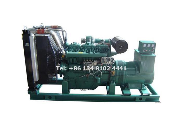 100KW 125KVA Yuchai Diesel Generator Set
