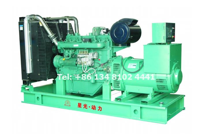 100KW 125KVA Wuxi Diesel Generator Set