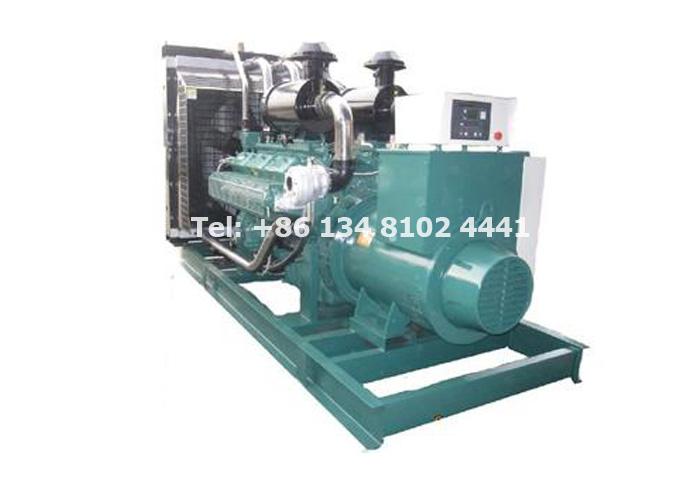330KW 412.5KVA Wuxi Diesel Generator Set