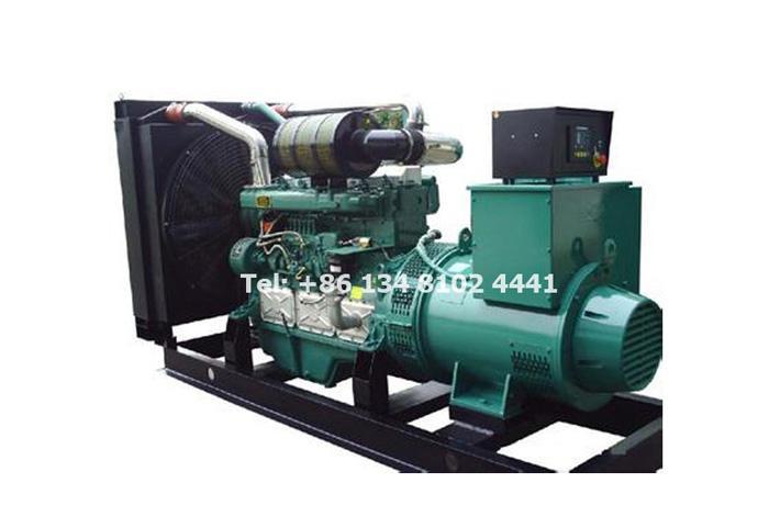 165KW 206KVA Wuxi Diesel Generator Set