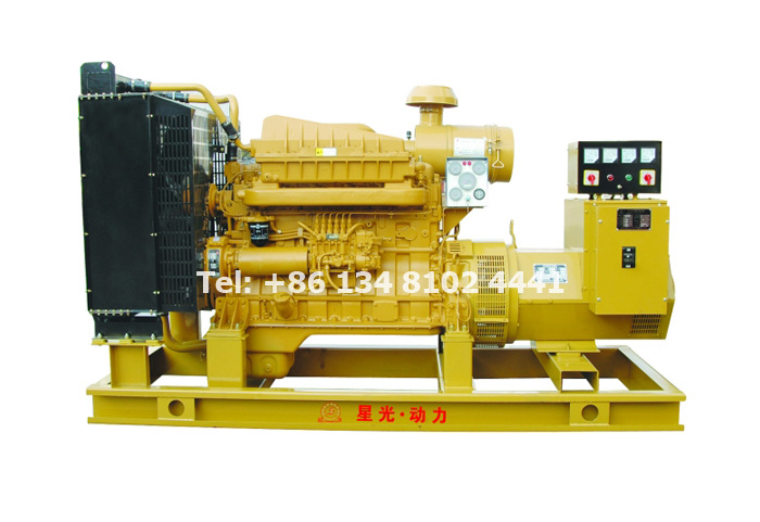 50KW 62.5KVA Shangchai Diesel Generator Set