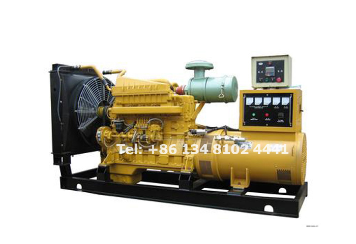 100KW 125KVA Shangchai Diesel Generator Set
