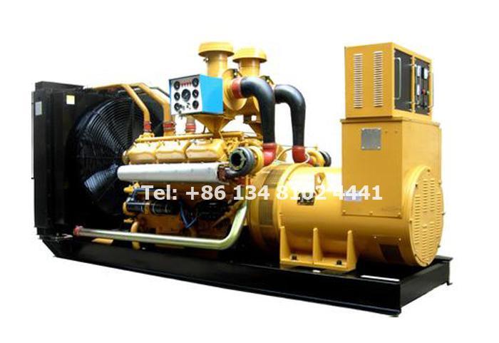 400KW 500KVA Shangchai Diesel Generator Set