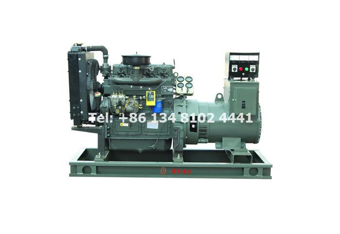 24KW 30KVA Weichai Diesel Generator Set