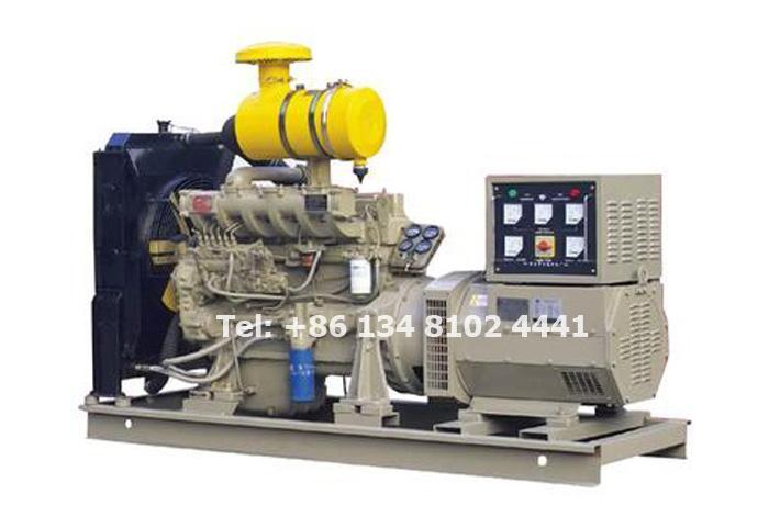 75KW 93.75KVA Weichai Diesel Generator Set