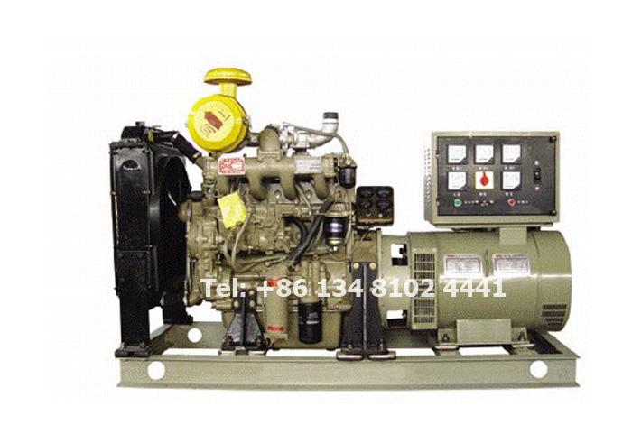 120KW 150KVA Weichai Diesel Generator Set