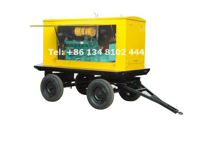 Starlight Trailer Genset