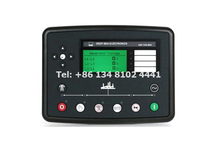 DSE7320 MKII Auto Start & Auto Mains Failure Control Module