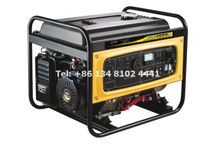Gasoline Generator Data