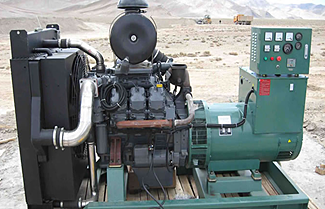 How to Correctly Use Diesel Generator Under Extreme Conditions