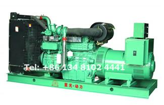 What Is The Basic Structure of Diesel Generator?