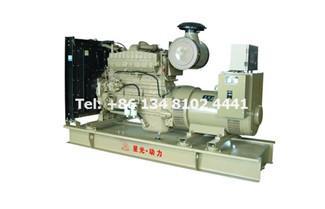 Working Principle of Diesel Generator