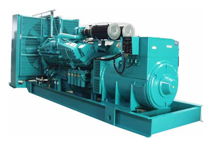 550KW 687.5KVA Cummins Diesel Generator Set