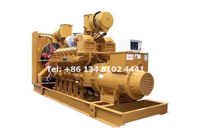 350KW 437.5KVA Volvo Diesel Generator Set