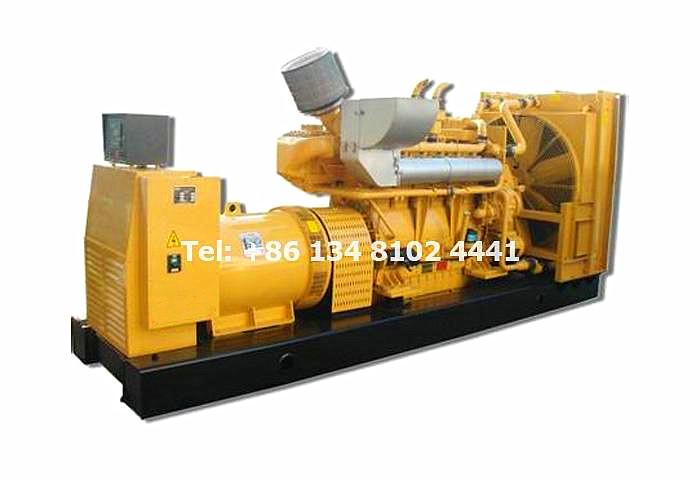 300KW 375KVA Deutz Diesel Generator Set