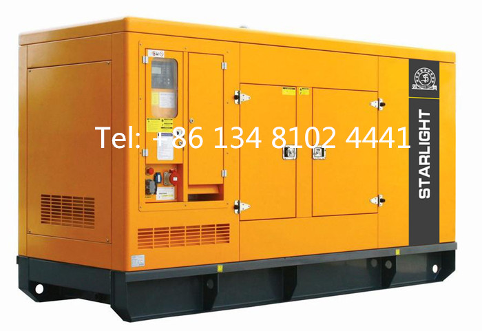 Starlight Low Noise Genset