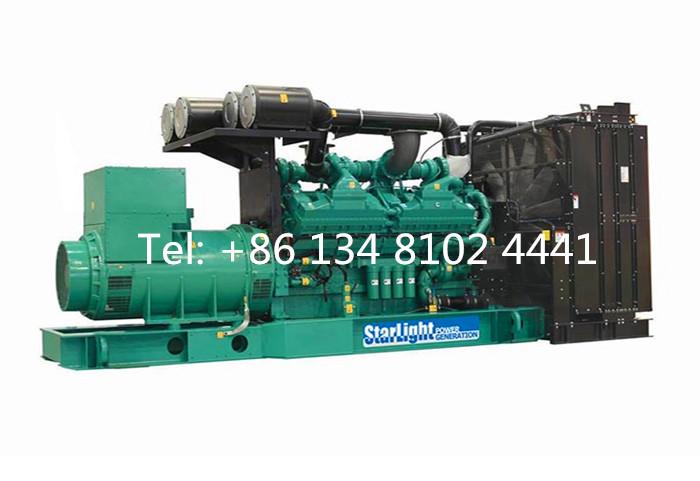 300KW 375KVA Cummins Diesel Generator Set